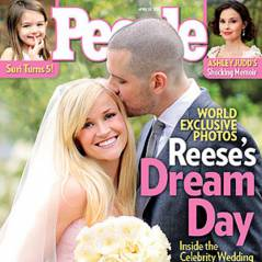 Reese Witherspoon ... La première photo de son mariage