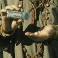 Mentos ... la nouvelle publicité délirante avec le  Gourou Dragee (VIDEO)