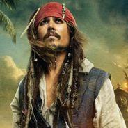Pirates des Caraibes 4 avec Johnny Depp ... La nouvelle affiche spectaculaire