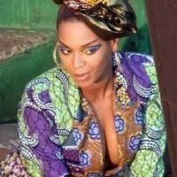 Beyoncé ... en mode gladiator pour son prochain clip (photos)