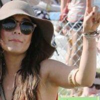 Vanessa Hudgens ... Un look de baba cool hippie sexy au festival de Coachella (PHOTOS)