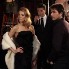 Gossip Girl saison 4 ... un triangle amoureux, un revenant et une nouvelle venue (spoiler)