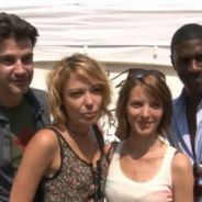 Plus belle la vie...  Chasse aux oeufs pour les acteurs avec le Secours populaire (VIDEO)