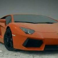 Lamborghini Aventador LP700-4 ... Une pub à couper le souffle (VIDEO)