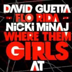 David Guetta ... Le teaser de son nouveau tube ... avec Nicki Minaj et Flo Rida (VIDEO)