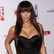 Kim Kardashian ... Ses lèvres rouges et pulpeuses en photo sur son blog