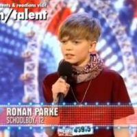 Ronan Parke ... VIDEO ... un baby Susan Boyle fait le buzz dans Britain's Got Talent