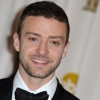 Justin Timberlake aime bien poser en tenue d'Adam