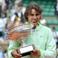 Roland Garros 2011 ... les gagnants auront plus d'argent que d'habitude