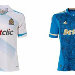 Maillots OM saison 2011/2012 ... les photos des tenues domiciles et extérieures