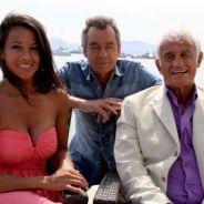 Le Grand Journal de Cannes ... l'interview de Jean-Paul Belmondo