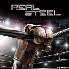 PHOTO : Real Steel avec Hugh Jackman ... l'affiche est là