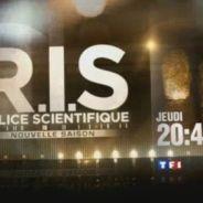 RIS Police Scientifique saison 6 épisodes 9 et 10 sur TF1 ce soir ... bande annonce