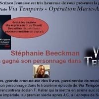 Via Temporis Opération Marie-Antoinette ... découvrez la gagnante du concours