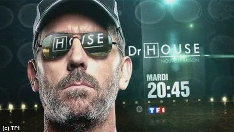 dr house saison 4 streaming vf