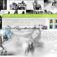Le site du jeudi ... interview de l'équipe du site  BeatrizLuengo-Online