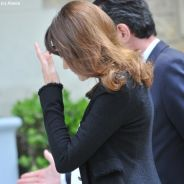 PHOTO : Carla Bruni-Sarkozy enceinte au G8