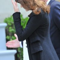 PHOTO : Carla Bruni-Sarkozy enceinte au G8
