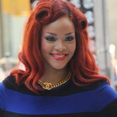 Rihanna ... Un live énorme en pleine rue à New-York (VIDEO)