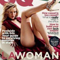 Rosie Huntington ... trop provocante en couverture de GQ (PHOTO)
