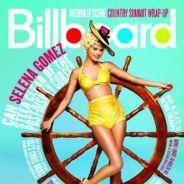 Selena Gomez ... Blonde et sexy vintage pour Billboard (PHOTO)