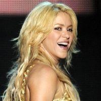 PHOTOS ... Shakira : la bomba latina enflamme Bercy