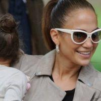 PHOTOS ... Jennifer Lopez : en famille au parc Monceau