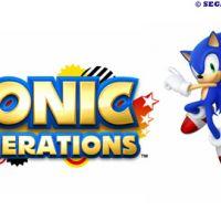 Sonic ... des nouvelles images de Sonic generations (PHOTOS)