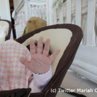 Mariah Carey ne tient plus ... elle dévoile enfin sa fille en photo ... la blague (PHOTO)