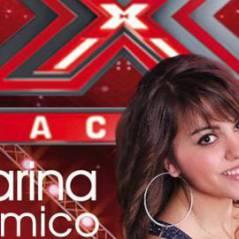 X Factor ... la finaliste Marina D'Amico sortira peut-être un album (AUDIO)