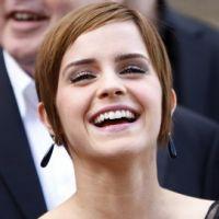 Emma Watson nous ensorcèle à Londres avec l'équipe d'Harry Potter (PHOTOS)