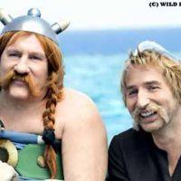 Asterix et Obélix seront ''au service de sa majesté'' en octobre 2012