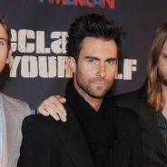Maroon 5 : Adam Levine torse nu dans le clip de Moves Like Jagger (VIDEO)