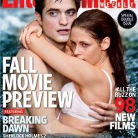 Twilight 4 : les nouvelles photos d'Edward et Bella