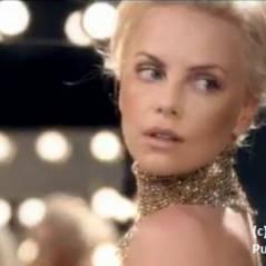 Charlize Theron: elle se frotte à Marilyn, Marlène Dietrich et Grace Kelly pour Dior (VIDEO)
