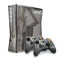 PHOTOS et VIDEO - Xbox 360 : une console aux couleurs de ''Call Of Duty''