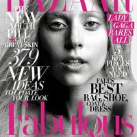 PHOTO - Lady Gaga au naturel : Exit le maquillage en couv' de Harper's Bazaar