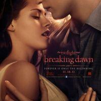 PHOTOS - Twilight 4 : Bella et Edward très amoureux sur un nouveau poster
