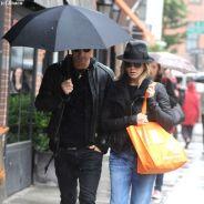 Jennifer Aniston et Justin Theroux : fous amoureux à New York (PHOTOS)