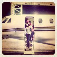 Justin Bieber et Selena Gomez dans un avion ... où vont-ils