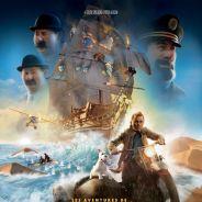 Le Secret de la Licorne : 1er volet des aventures de Tintin au cinéma ... 3eme bande annonce VF