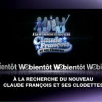 A la recherche du nouveau Claude François avec W9 et Cloclo Junior