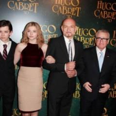 Hugo Cabret : les acteurs débarquent à Paris (PHOTOS)