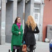 Gossip Girl saison 5 : ambiance tendue entre Serena et Blair (PHOTOS)