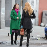 Gossip Girl saison 5 : ambiance tendue entre Serena et Blair (PHOTOS)
