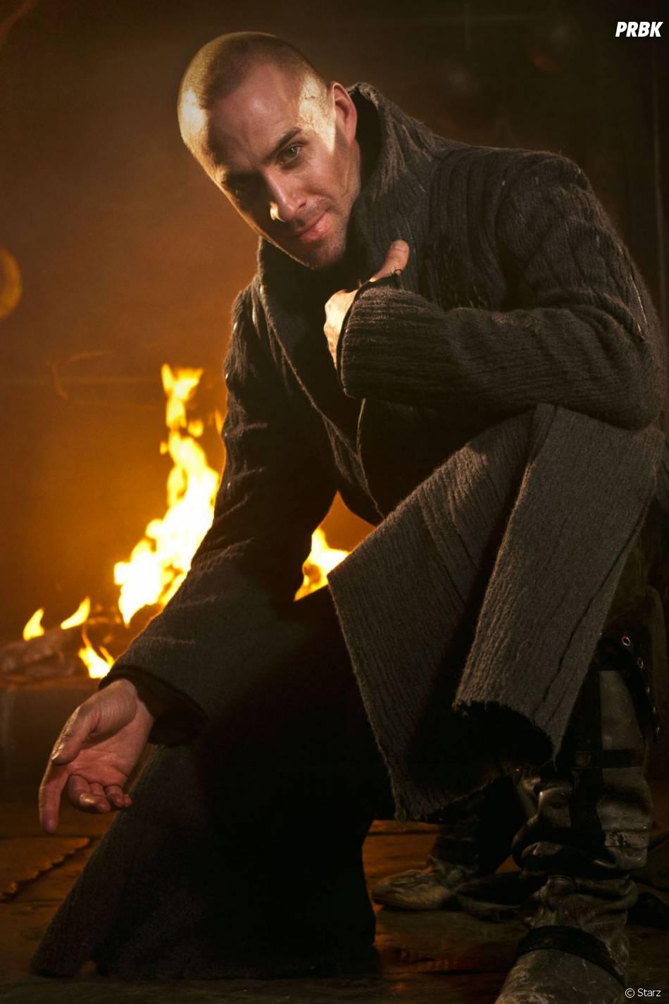 Camelot - Joseph Fiennes est Merlin