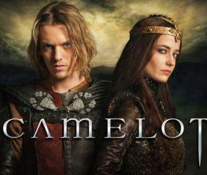 Camelot - Jamie Campbell-Bower et Eva Green