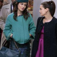 Gossip Girl saison 5 : Blair bien remise après son accident (PHOTOS)