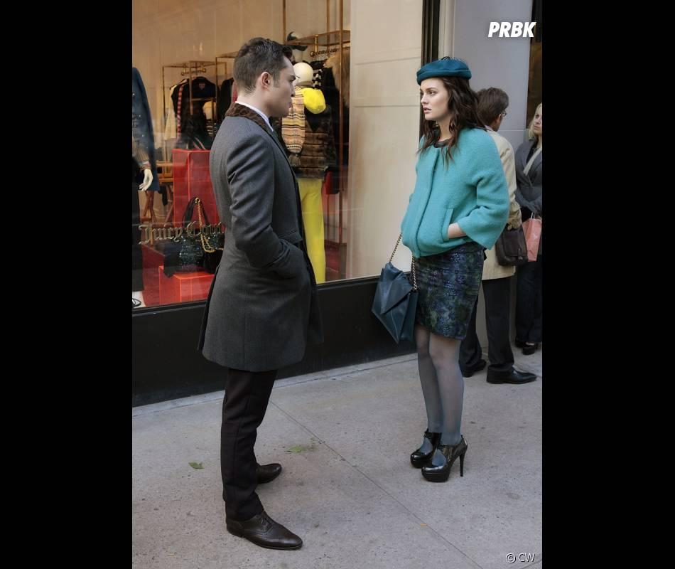 Gossip Girl saison 5 - Chuck et Blair - Purebreak 2720b4af0e1