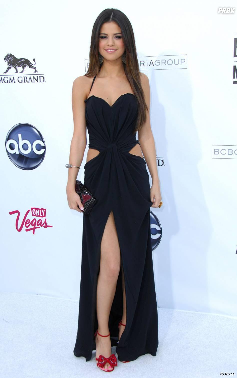 Selena Gomez En Robe Fendue Demi Lovato Camp Rock